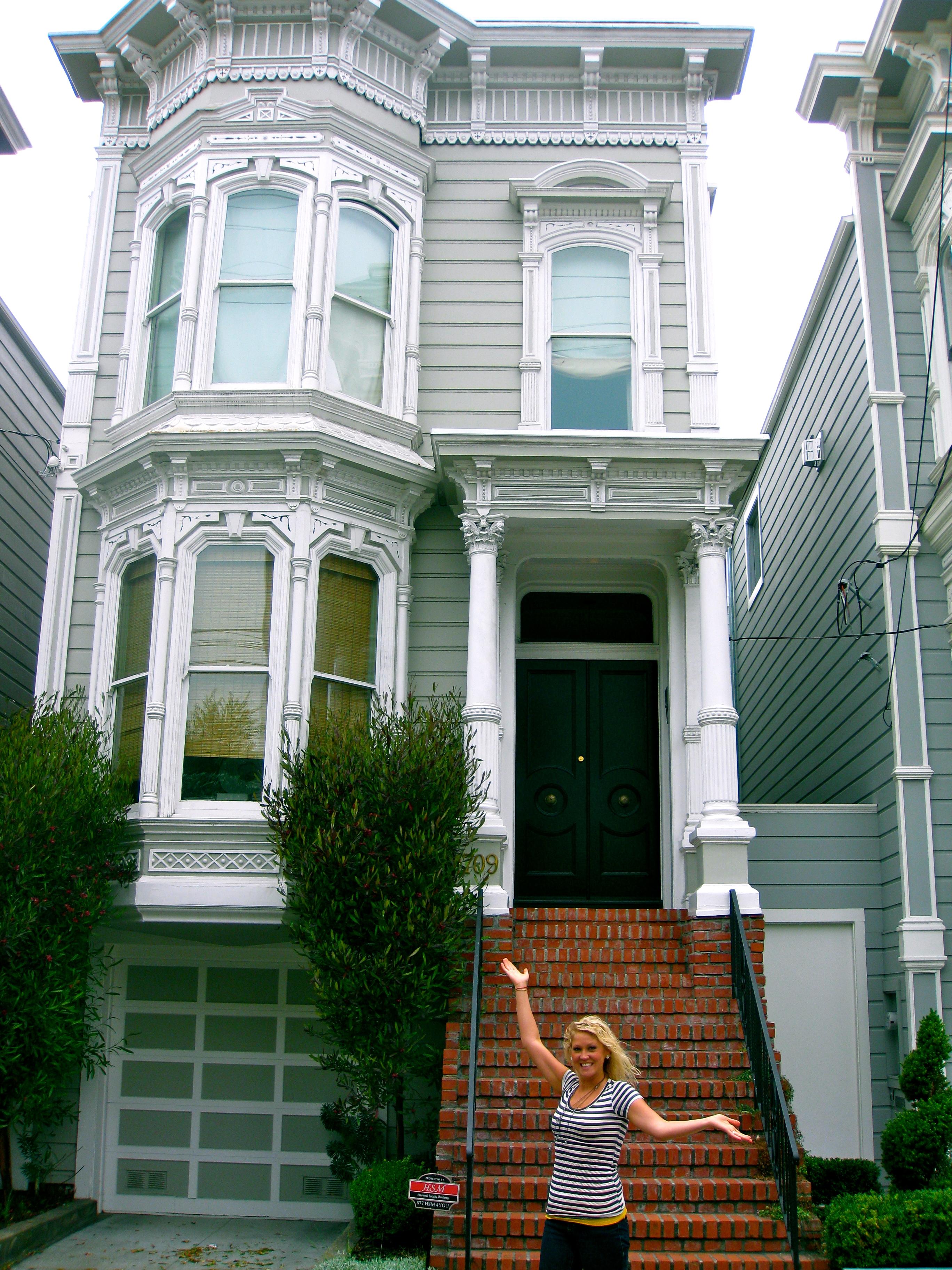 Full House San Francisco House Plan 2017