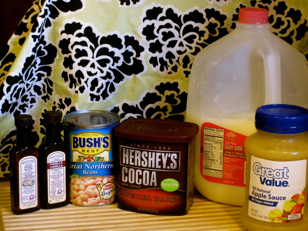 Dark Chocolate Dip Ingredients