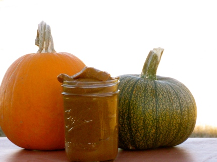 Pumpkin Butter Full