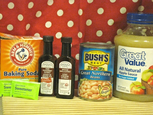 Candy cane dip ingredients
