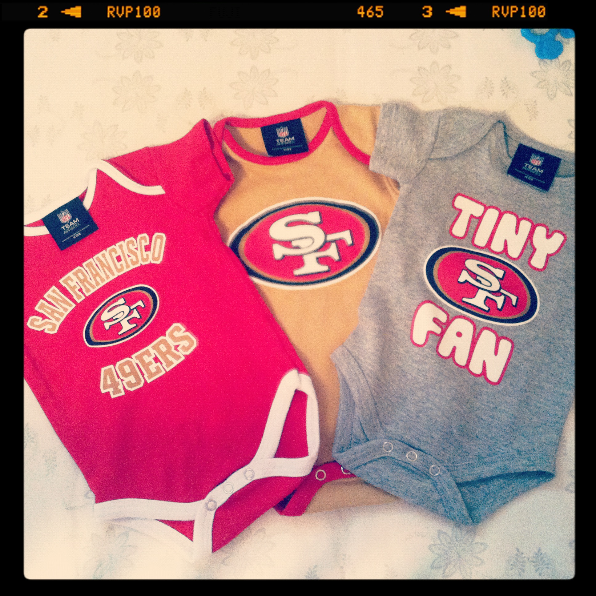 49ers baby clothes