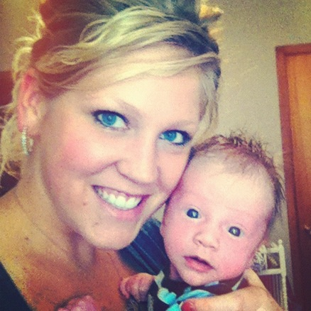 Mommy and Jackson