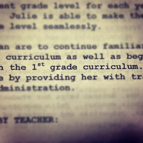 1st grade....... here I come!